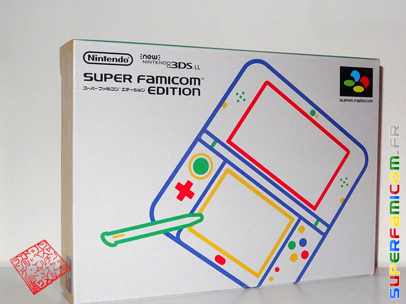 SuperFamicom.fr New Nintendo 3DS Super Famicom Edition 001