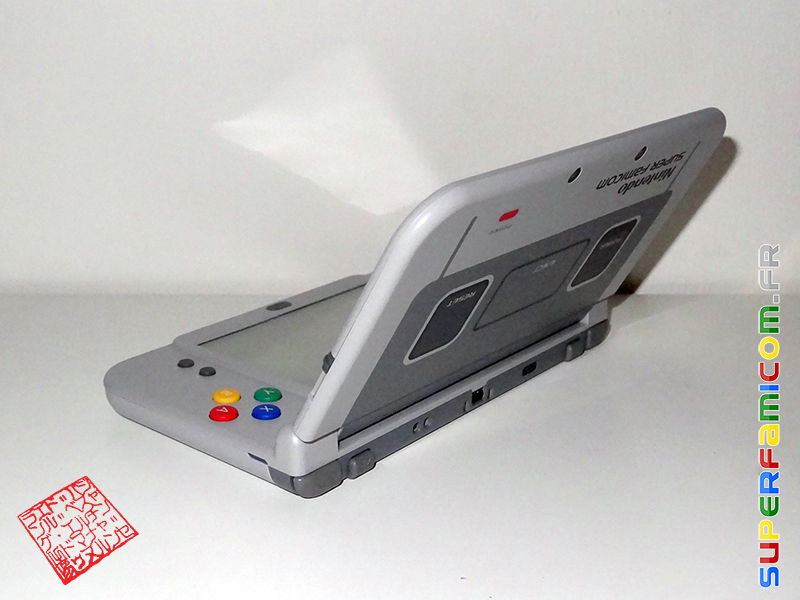 SuperFamicom.fr New Nintendo 3DS Super Famicom Edition 005