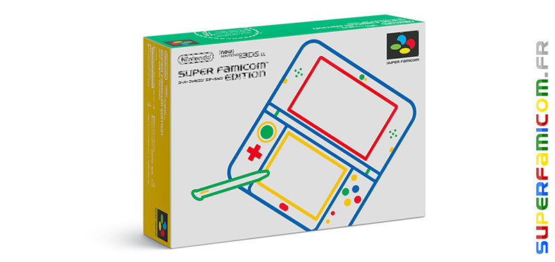 SuperFamicom.fr New Nintendo 3DS Super Famicom Edition 01