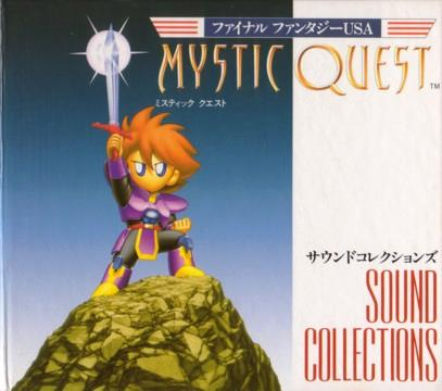Final Fantasy USA - Mystic Quest ost face