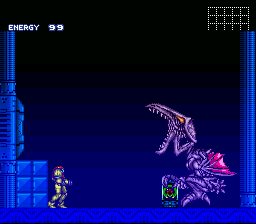 Super Metroid jeu01