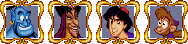 SuperFamicom.fr - Aladdin PassWord Level4