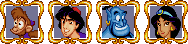 SuperFamicom.fr - Aladdin PassWord Level5