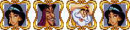 SuperFamicom.fr - Aladdin PassWord Level6