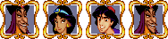 SuperFamicom.fr - Aladdin PassWord Level7