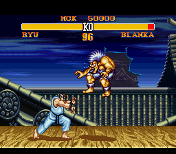 jouer street fighter 2