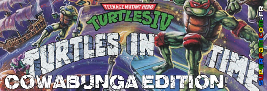 TMNT4 - Tutles in Remix [Super TMNT]