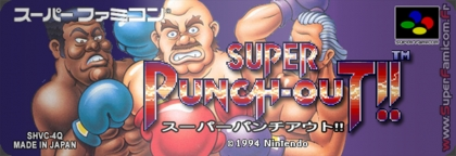 Super Punch Out!! [Nintendo Power]