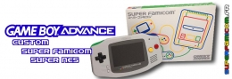 GameBoy Advance SFC Edition