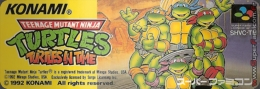 Teenage Mutant Ninja Turtles - Turtles in time [TMNT IV]