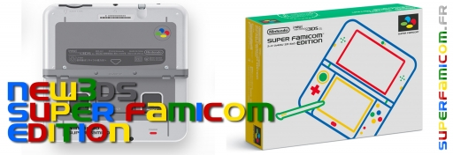 New3DS Super Famicom Edition