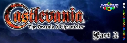 Castlevania : The Dracula X Chronicles - MegaTest.fr