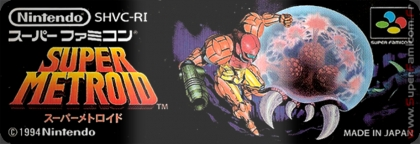 Super Metroid - La Soluce
